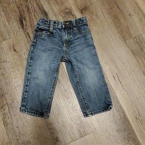 OshKosh B'gosh Classic Blue Jean's 18 months